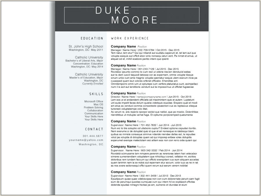 Cv Format For Job Doc Unique Collection Word Job Aid Template Resume Sample Doc