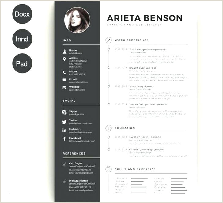 Cv Format For Job Docx Download Free Creative Resume Templates A Unique Template