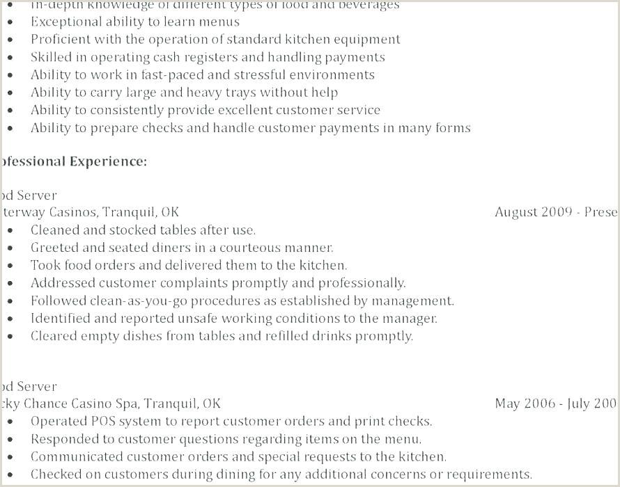 Cv Format For Job Download Standard Cv Template