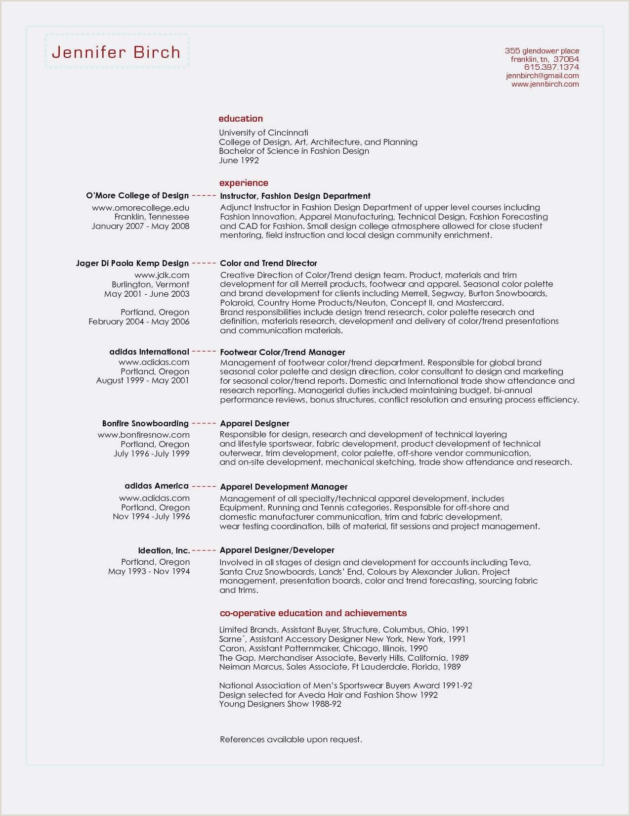 Cv Format For Job Experience Exemple De Cv Travailleur Social Inspiré Cv Social Exemple