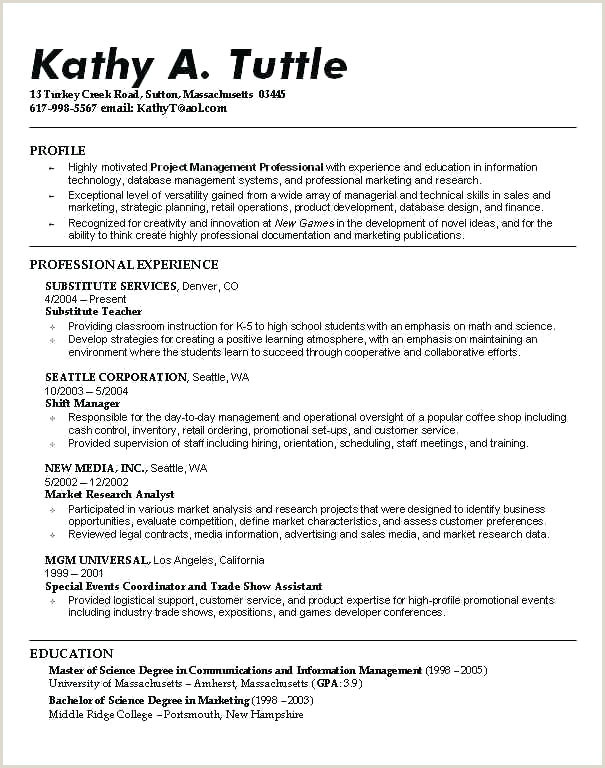 Cv format for Job Experience Student Cv Template No Experience Resume First Job