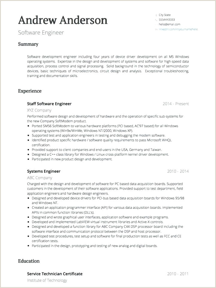 Cv format for Job In Bangladesh Doc New format Standard Resume format Elegant Example Template