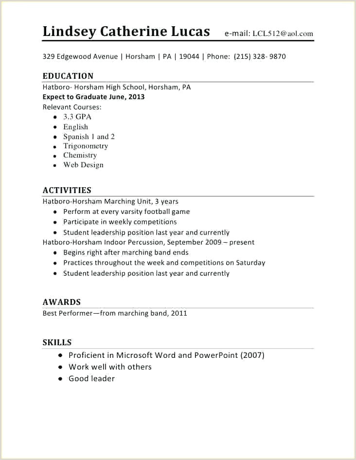 Cv format for Job In Bangladesh Pdf Job Cv Template
