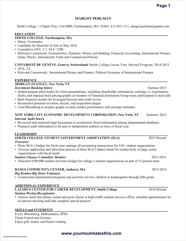 Cv Format For Job In Bank Modele Cv Assistant Mercial Nouveau New Cv Template