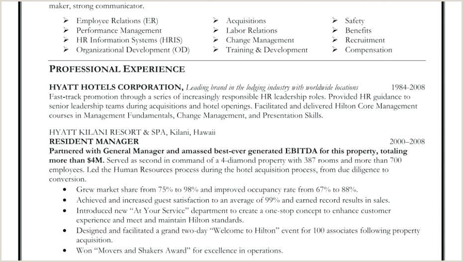 Cv format for Job In Hotel Hospitality Cv Template – Rogerandrosie