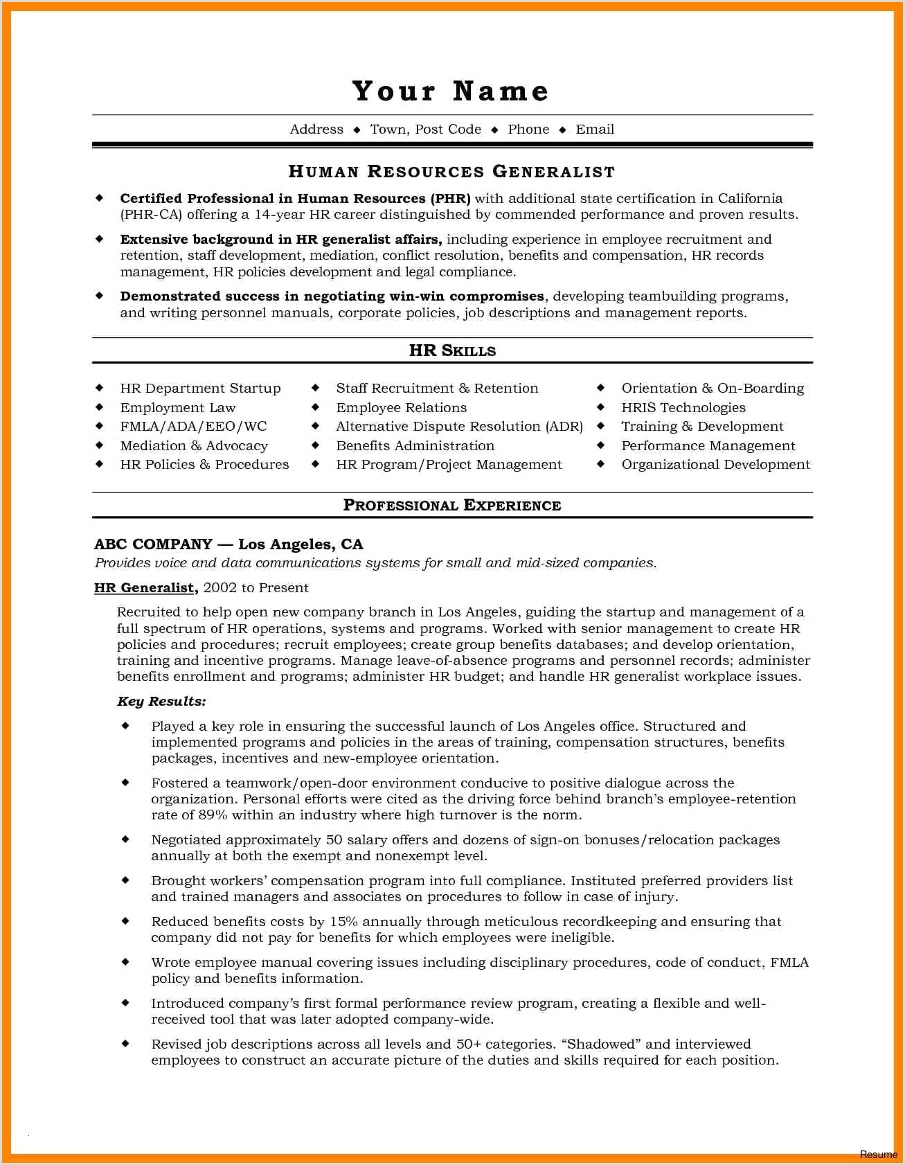 Cv format for Job In Ms Word Free Download Free Resume assistance Best Free Cv Template Word Fresh