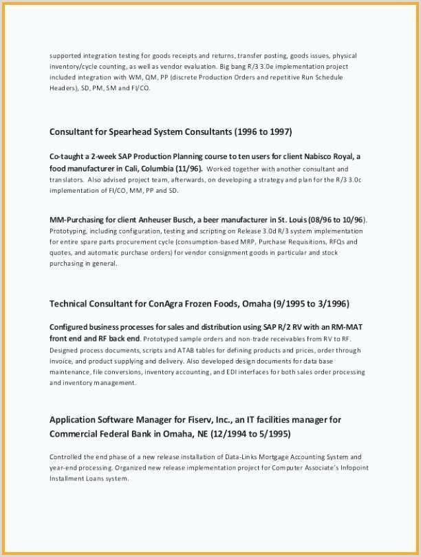 Cv Format For Job In Uk Retail Job Application Template