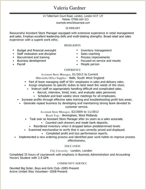 Cv format for Job Kenya Cv Template Pdf