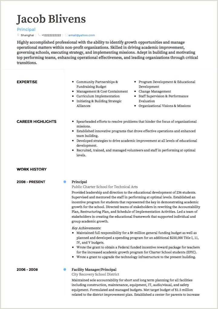 Cv format for Job Of Teacher 47 Exemple Cv Pinterest Xenakisworld