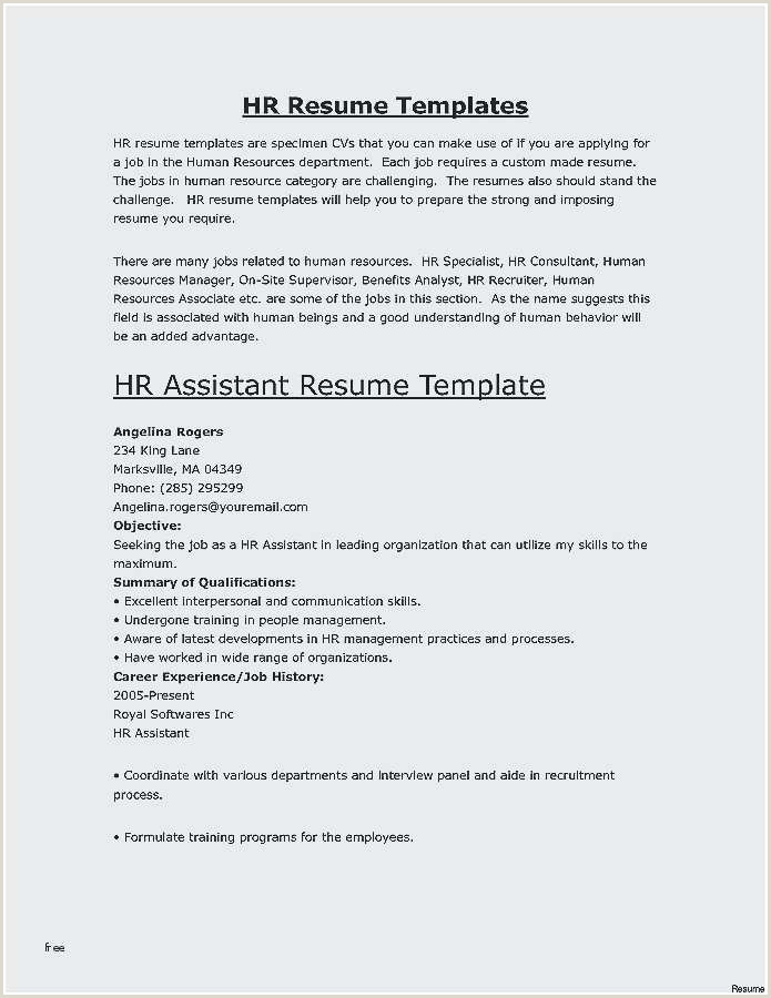 Cv format for Job Resume format Ideas Professional Recruiter Resume Samples