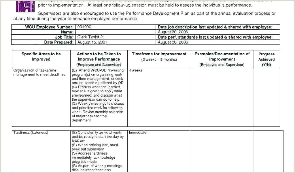 job search action plan template
