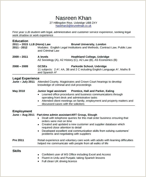 law student cv template – metabots