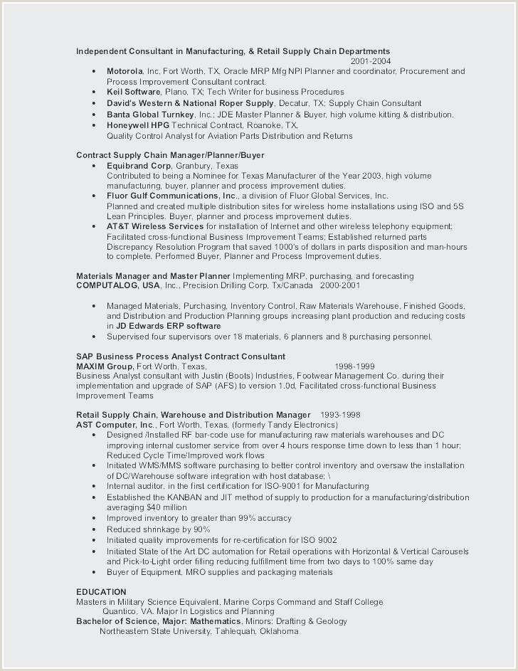 Cv Format For Logistics Fresher 40 Elegant Any Resume Stock