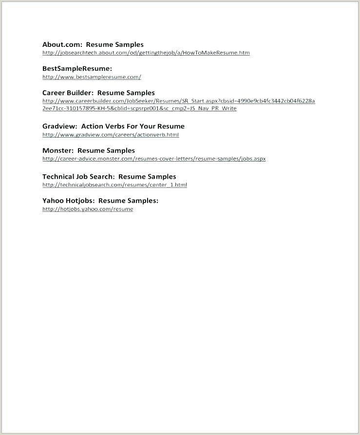 Cv Format For Logistics Job International Format Resume Job In New Formats Professional