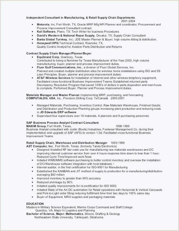 Cv Format For Logistics Job Maitrise Informatique Cv Unique Cv Candidature Master