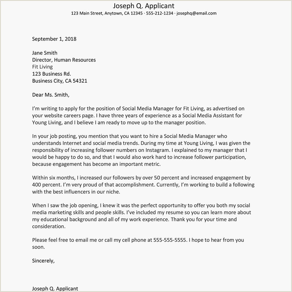 Cv Format For Marketing Job Free Cover Letter Examples And Writing Tips