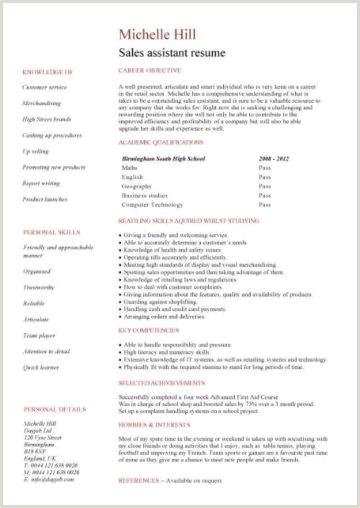 Student CV template samples student jobs graduate cv
