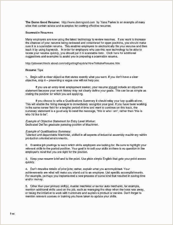 Cv format for Nigerian Jobs Cv format Sample for Fresh Graduate Luxus High School Resume