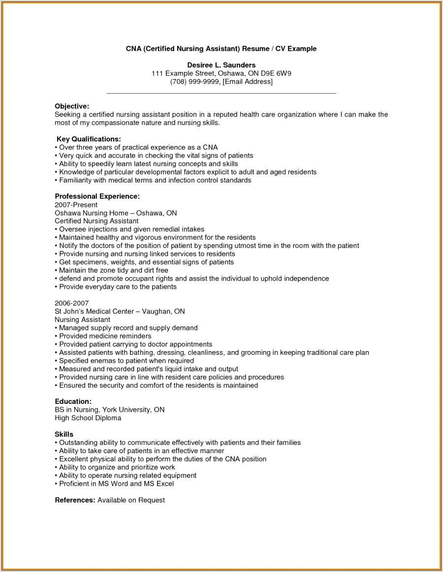 Cv Format For Nursing Job Rn Job Description For Resume Sample Registered Nurse Duties