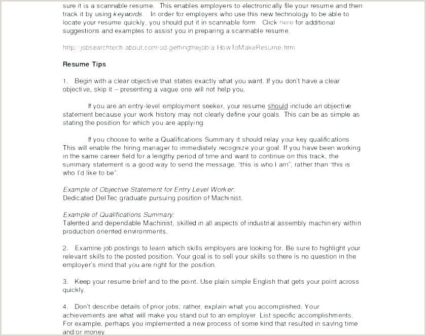 Cv format for Restaurant Job Detailed Resume Template – Growthnotes