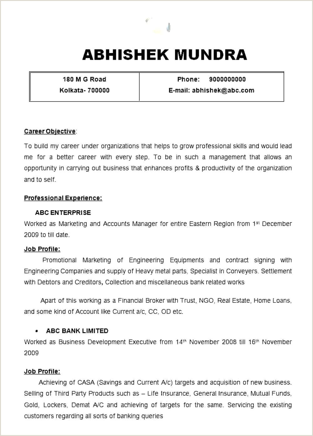 Account Executive Resume Free Download Format Sales
