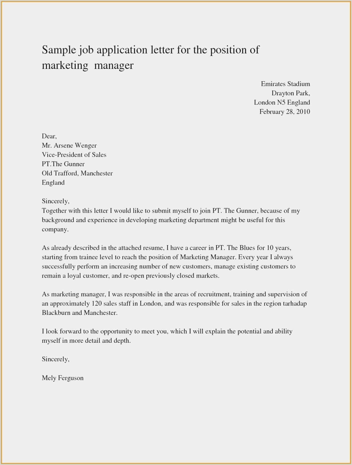 Cv format for Supervisor Job Exemple Marketing Cv Template Iulitte