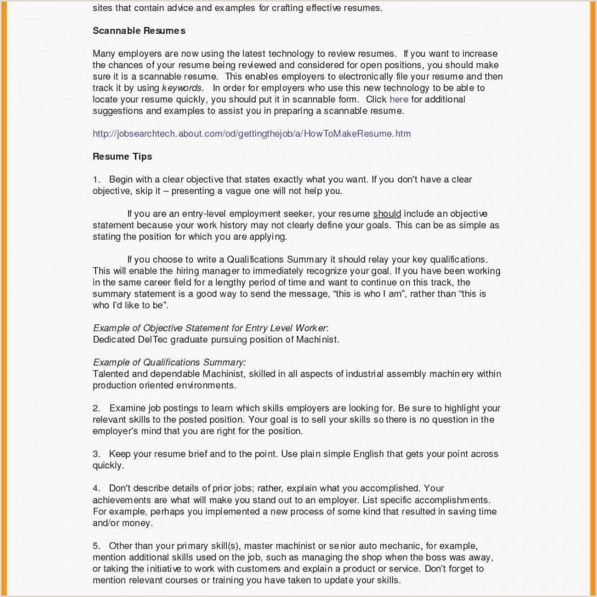 Masters Degree Resume First Job Resume format
