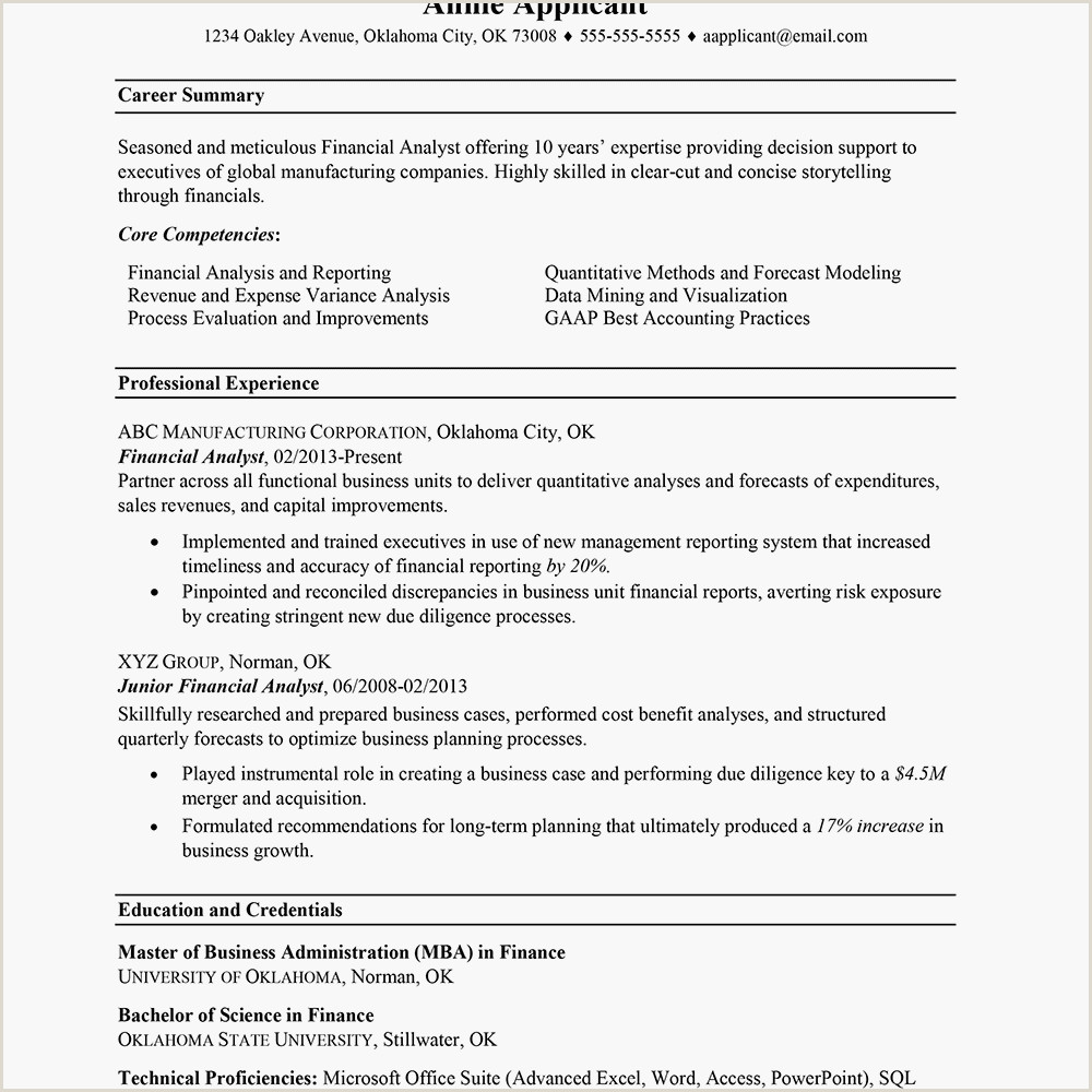 How Many Pages a Resume Should Be
