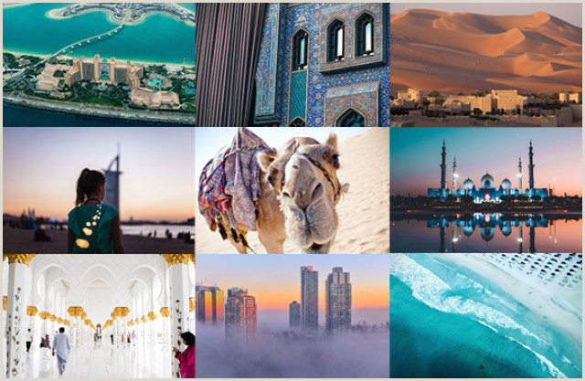 Teaching Jobs in the United Arab Emirates with MOE Footprints