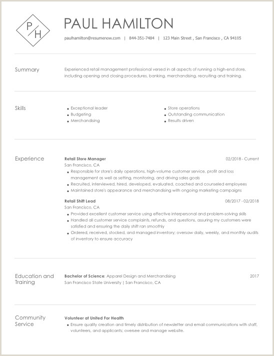 Cv format for Teaching Job In India 15 Resume formats Recruiters Love Presentation Matters