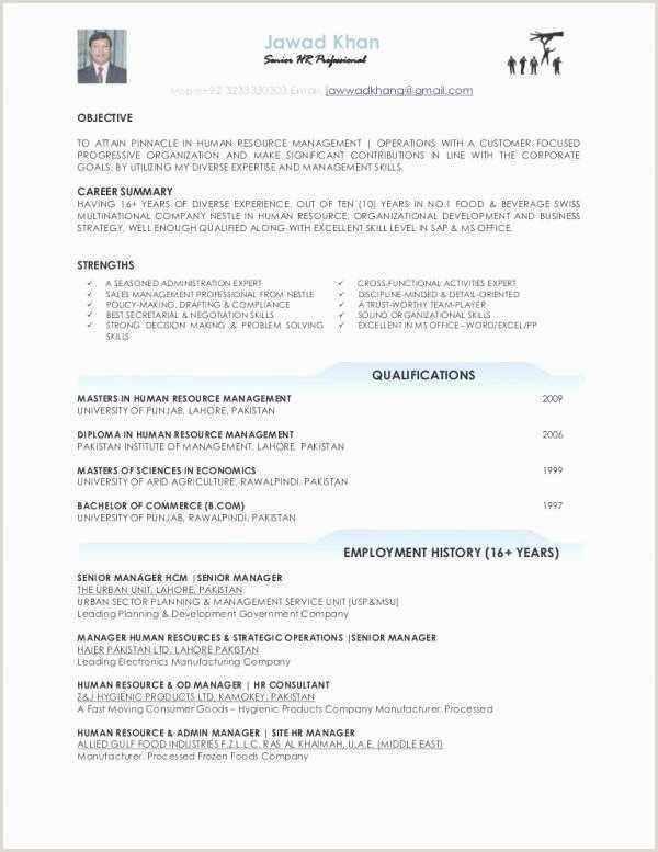 Cv format for Teaching Job In Pakistan Free 42 Educational Resume Template Professional Free