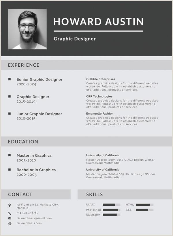 47 Best Resume Formats PDF DOC