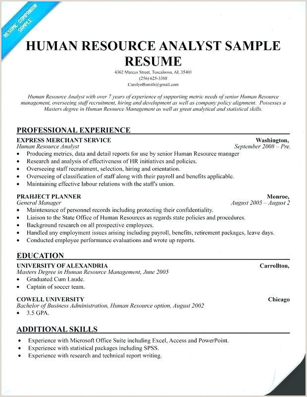 Cv format Hr Executive Fresher Hr Manager Sample Resume – Joefitnessstore