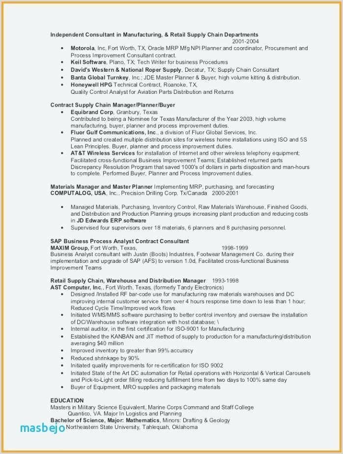 Cv format Hr Executive Fresher Sample Resume Templates New Application Resume Sample Sample