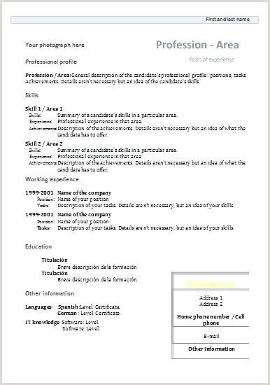 Classic Dark Blue Resume Template ficial European Cv
