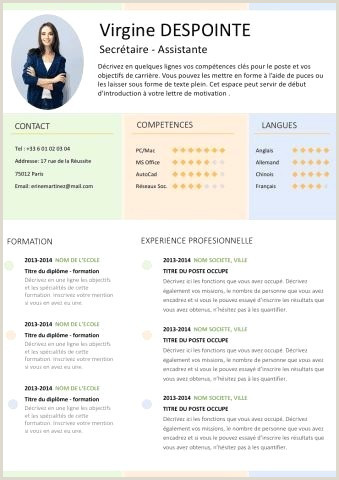 Lettre Pour Cv Cv Sans Luxe Simple Job Resume Examples Best