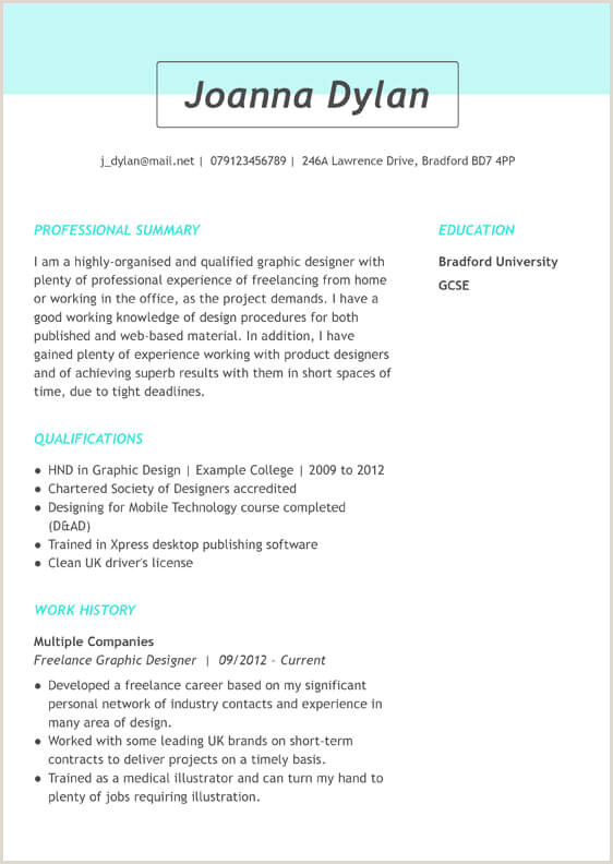 The Best CV Templates by Industry and Job Titles