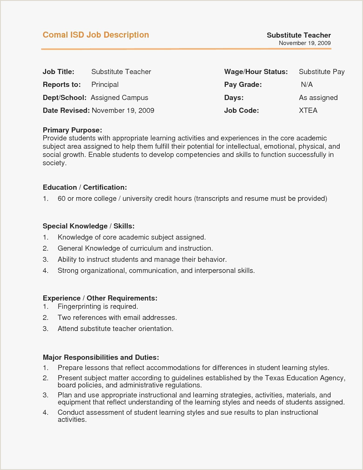 Cv Professional Title Examples Sample Resume for Higher Education Administration New