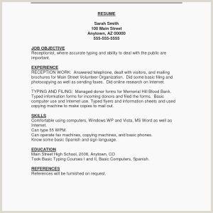 Cv Sample for Government Job Resume Sample for Job Application Tuckedletterpress