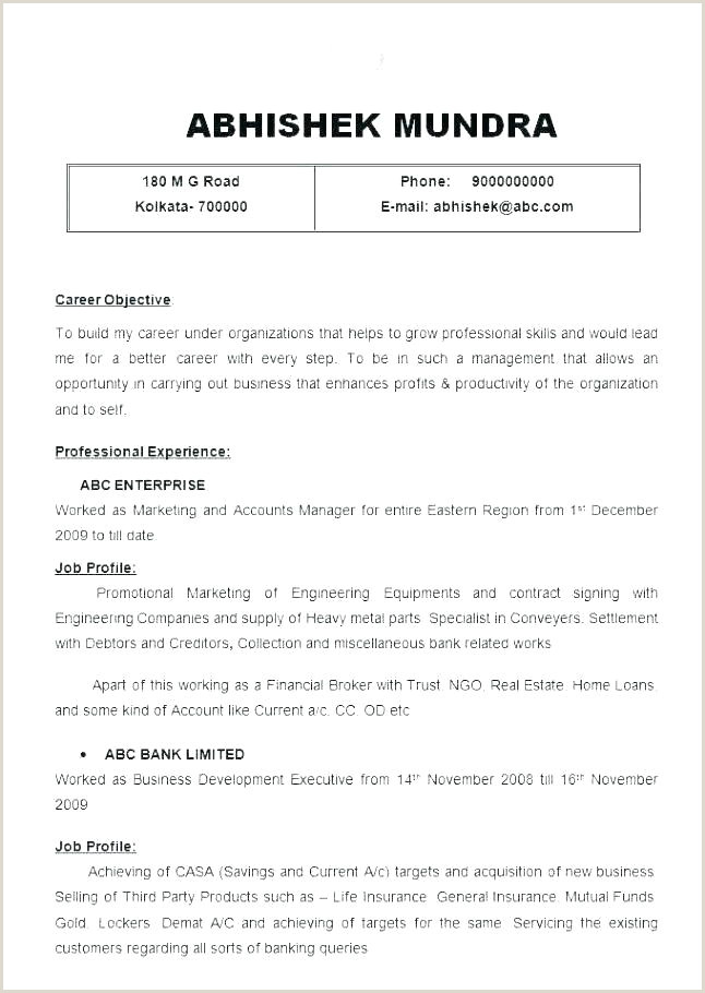 Cv Sample for Ngo Job Sample Ngo Profile Template – Amartyasen