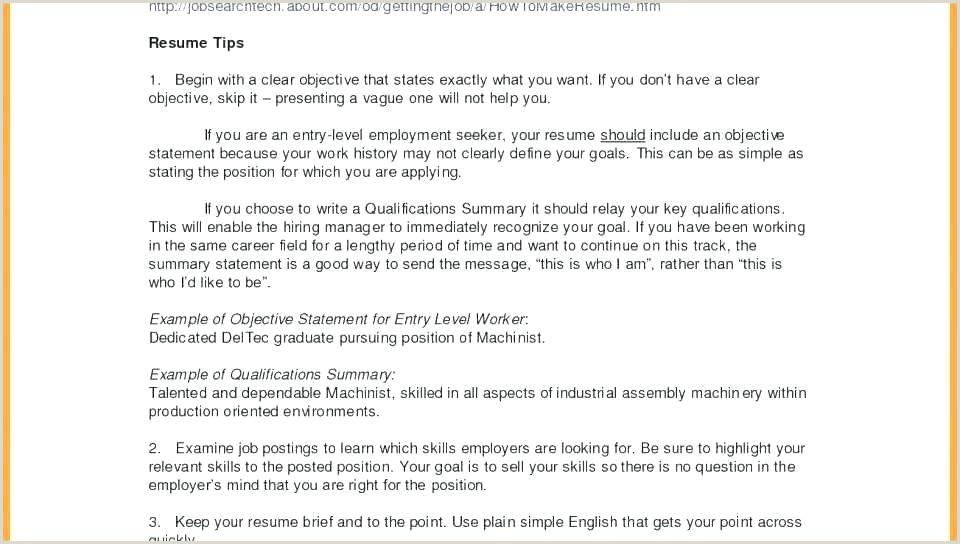 Cv Sample for Restaurant Job General Manager Resume Template