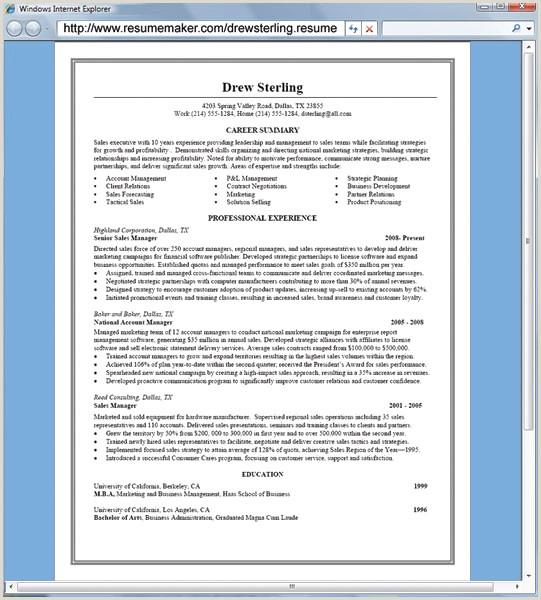 Application Pour Cv Gratuit Meilleur De Free Resume Builder
