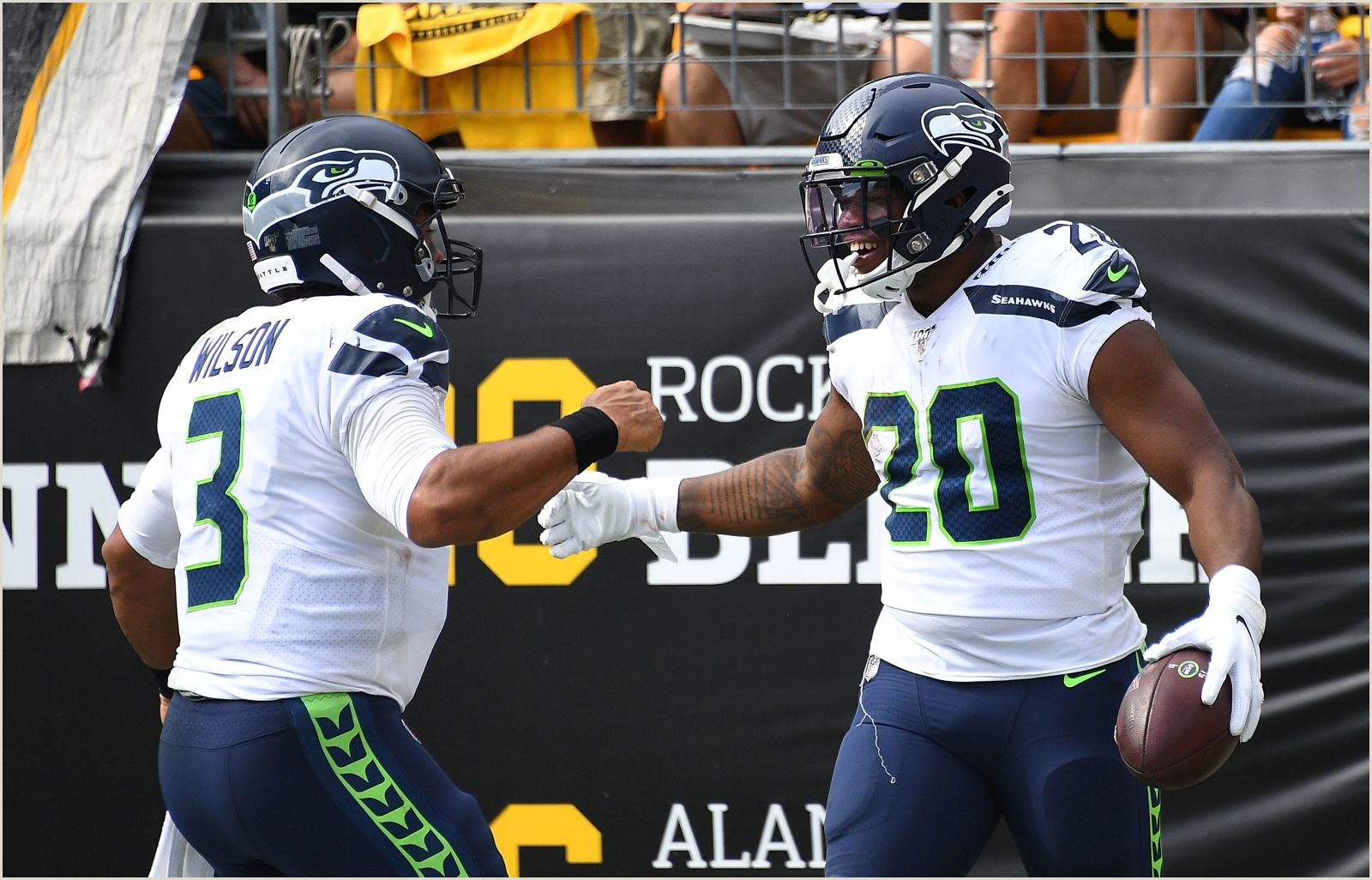 Daily Progress Report Seahawks Inactives Versus Cardinals Include Rashaad Penny Again