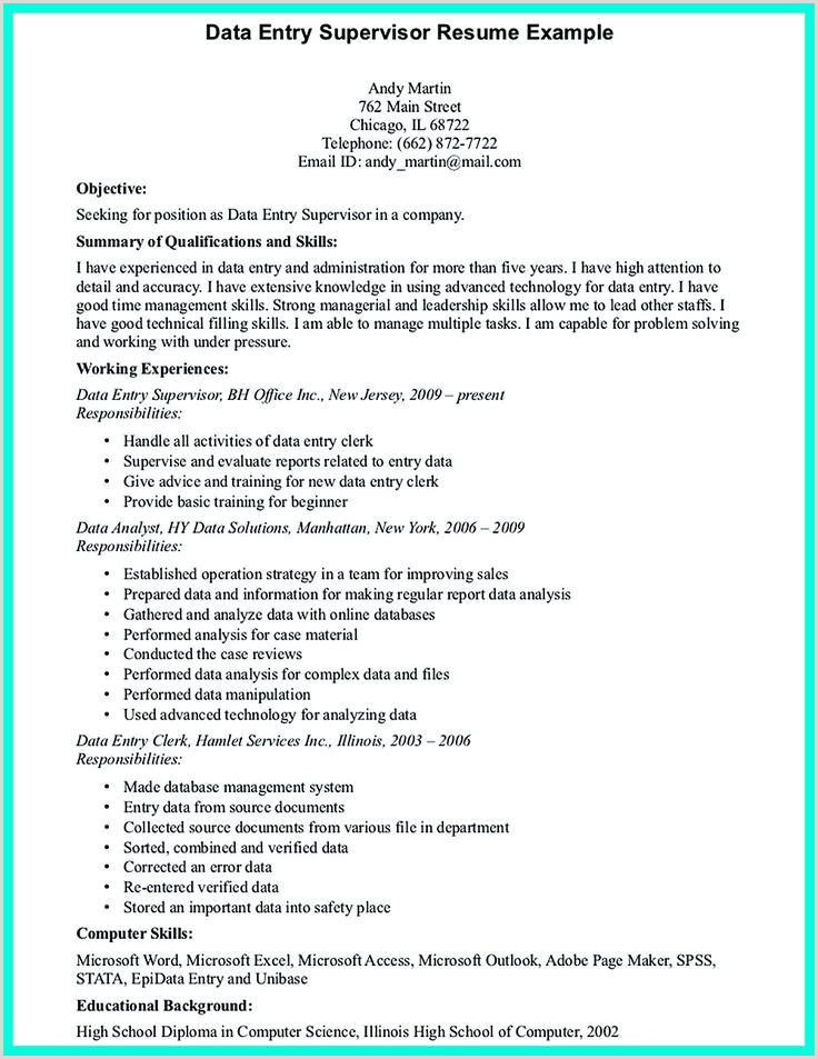 13 14 data entry job resume samples