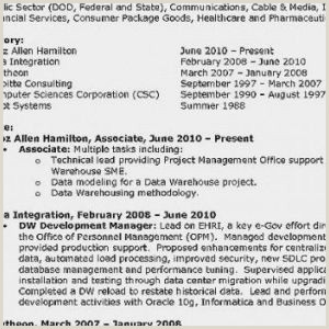 Management Information Processing Resume – Salumguilher