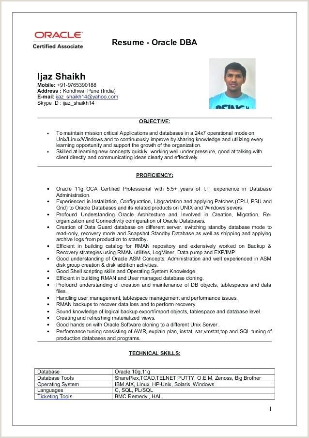 Database Developer Resume Database Resume Sample – Growthnotes