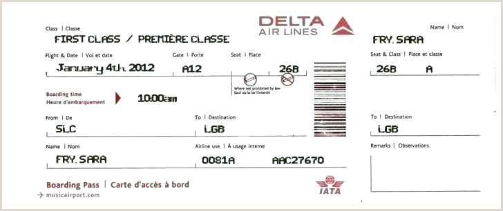 Delta Boarding Pass Template Delta Boarding Pass Flight Booking Confirmation Template the
