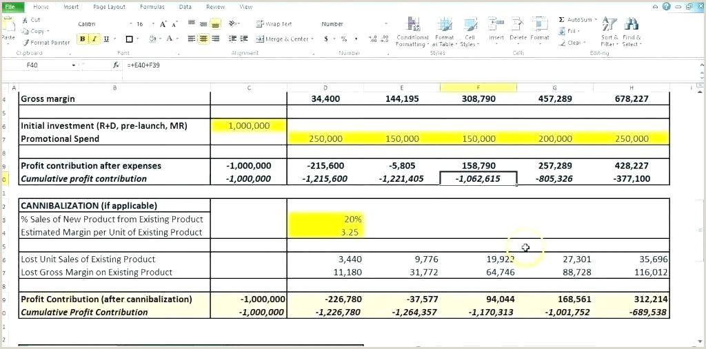 Sales Forecast Template Forecast Excel Template Sales Team