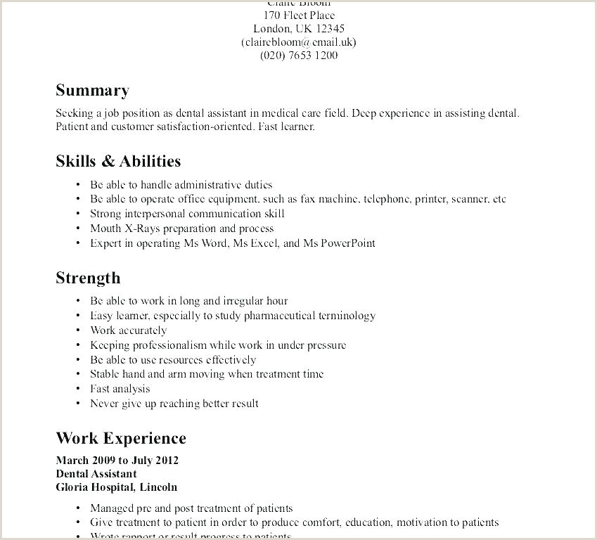 13 entry level resume no experience