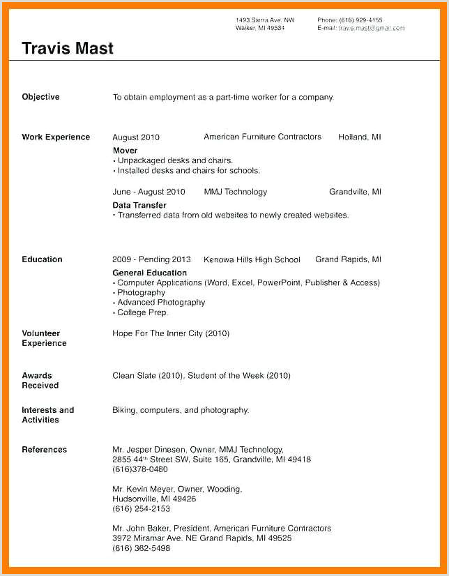 Dental assistant Student Resume 10 Dental assistant Resume Example